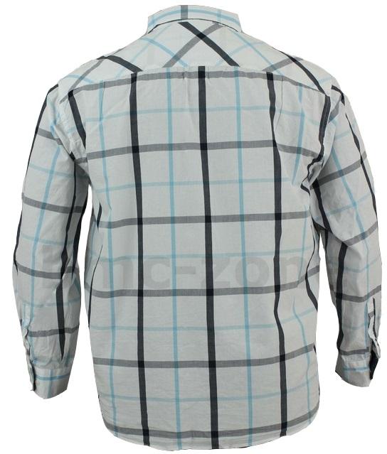 modne koszule dla grubasów