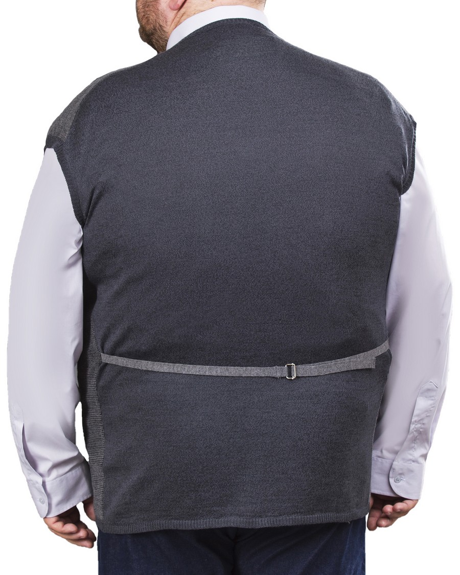 Big Men Certified kamizelka 3XL 4XL 5XL 6XL 7XL 8XL