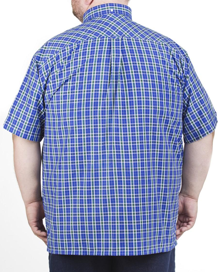 modna koszula dla puszystych
