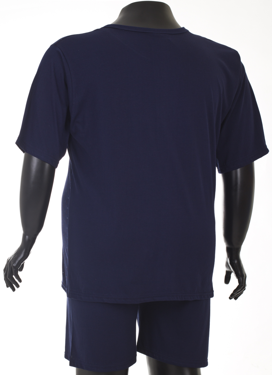 Big Men Certified piżama 3XL 4XL 5XL 6XL 7XL 8XL