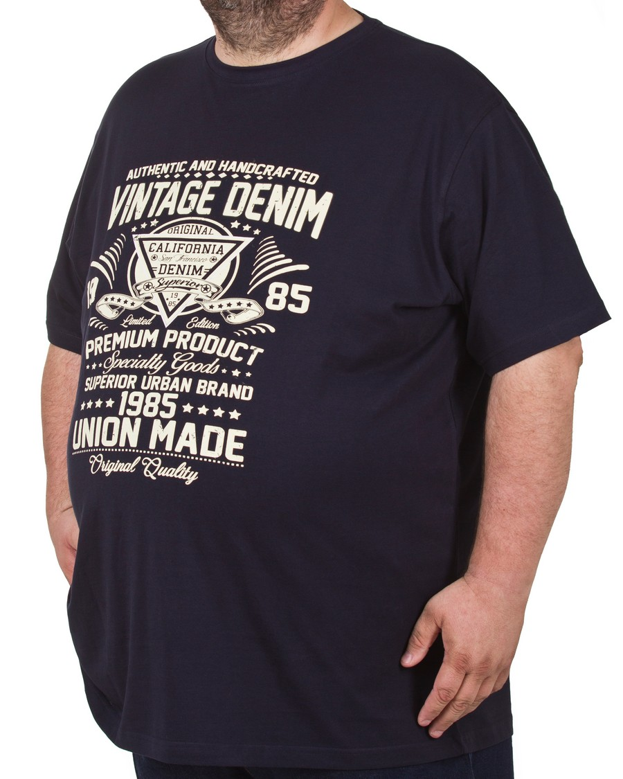 NORTH56'4 t-shirt 3XL 4XL 5XL 6XL 7XL 8XL